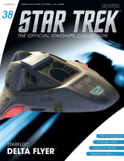 Star Trek Official Starships Collection Issue 38
