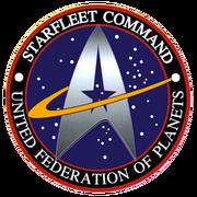 Starfleet command emblem