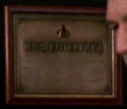 USS Enterprise-D dedication plaque 2