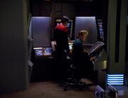 Wissenschaftsstation USS Voyager