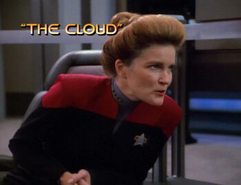 The Cloud title card