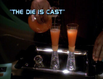 The Die is Cast title card