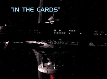 In the Cards title card