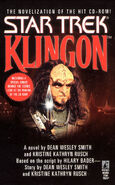 Klingon (novel cover)