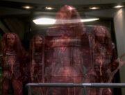 Klingons board DS9