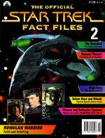 Star Trek Fact Files Part 2 cover