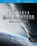 Star trek vers les ténèbres, blu-ray 2013