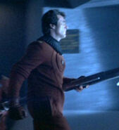 Starfleet Headquarters window technician 1