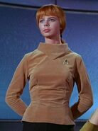 Starfleet operations uniform, 2250s-2260s