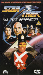 TNG vol 5 UK VHS cover