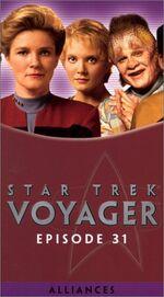 VOY 31 US VHS