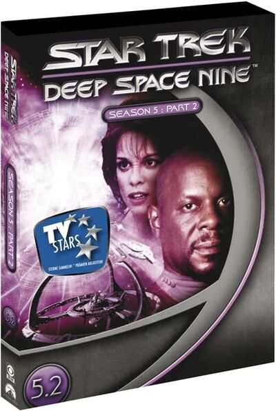 DS9 Staffel 5-2 DVD
