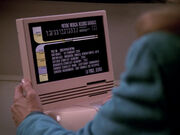 La Forge Medical Record