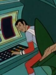 Romulanisches Crewmitglied 2270