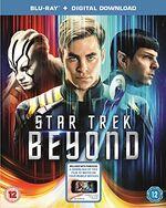 Star Trek Beyond Blu-ray Region B cover