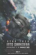 Star trek into darkness, destruction enterprise