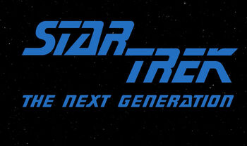 The TNG series logo