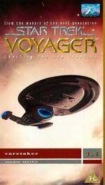 VOY 1.1 UK VHS cover