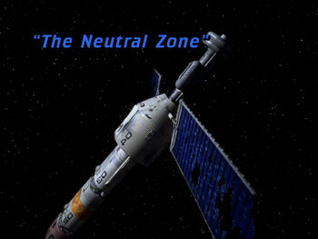 The Neutral Zone title card