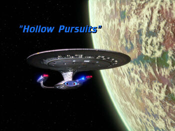 Hollow Pursuits title card