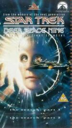 DS9 3.1 UK VHS cover