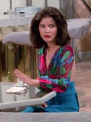 Francine Hologramm