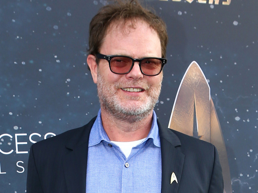 Rainn Wilson | Memory Alpha | FANDOM powered by Wikia