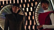 Sarek and Burnham