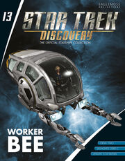 Star Trek Discovery Official Starships Collection issue 13