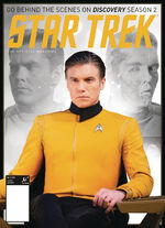 Star Trek Magazine US issue 70 PX cover