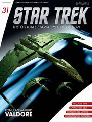 Star Trek Official Starships Collection Issue 31
