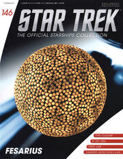 Star Trek Official Starships Collection issue 146