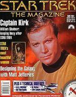 Star Trek The Magazine volume 2 issue 1 cover 1