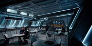 USS Discovery mess hall