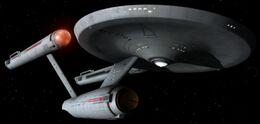 USS Enterprise (NCC-1701), ENT