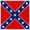 Confederate Army battle flag