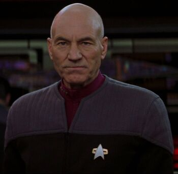 Jean-Luc Picard in 2379