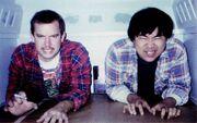 John Eaves and Greg Jein
