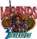 Legends In 3 Dimensions logo