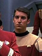 Männliches Besatzungsmitglied der Enterprise-A
