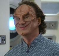 Phlox grinning