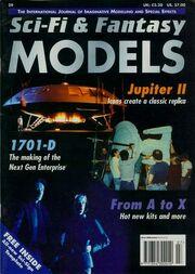 Sci-Fi & Fantasy models cover 29
