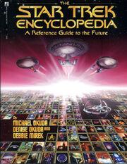 Star Trek Encyclopedia, first edition