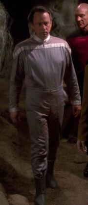 Starfleet civilian uniform, 2360s