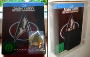 TNG S1 Blu-ray (German steelbook with pins)