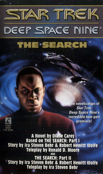The Search novel