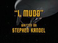 2x12 I, Mudd title card