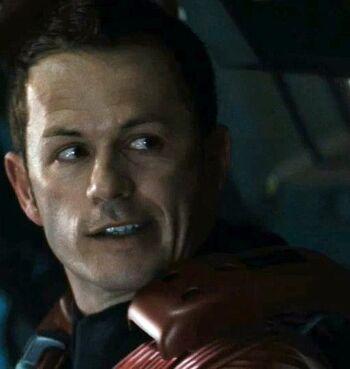 """Ellis as Chief Engineer <a href=""""/wiki/Olson"""" title=""""Olson"""">Olson</a> in <a href=""""/wiki/Star_Trek_(film)"""" title=""""Star Trek (film)""""><span style=""""cursor: help;"""" title=""""Star Trek""""><i>Star Trek</i></span></a>"""