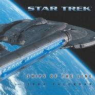 Ships of the Line 2004
