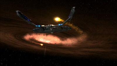 Singularität Enterprise NX-01